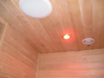 Infrared cabin Belarus