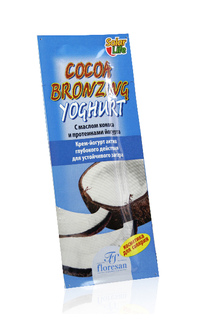 Крем-Йогурт Cocao Bronzing Yogurt